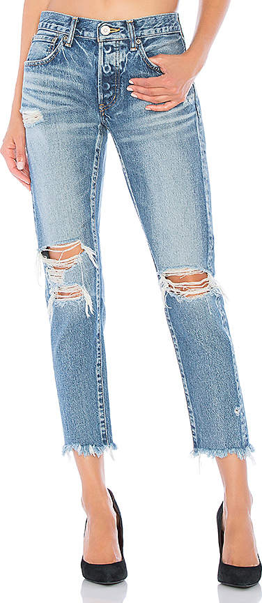 Moussy Vintage Tapered Jean.