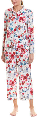 Josie Natori 2Pc Celestial Pajama Set