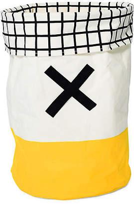 Olé Kids' Toy Hamper - Yellow - GAUTIER STUDIO