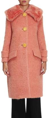 Miu Miu Coat Coat Women