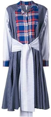 Loewe patchwork dress