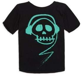Appaman Toddler's, Little Boy's& Boy's Graphic Skull Tee