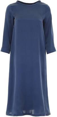 Max Mara Midi Silk Dress