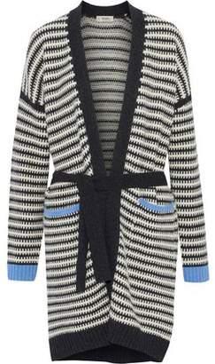 Lemlem Kira Striped Alpaca-Blend Cardigan