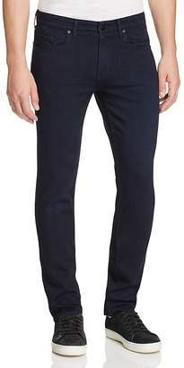 Paige Transcend Federal Slim Fit Jeans in Inkwell