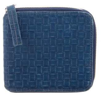 Clare Vivier Leather Zip Wallet