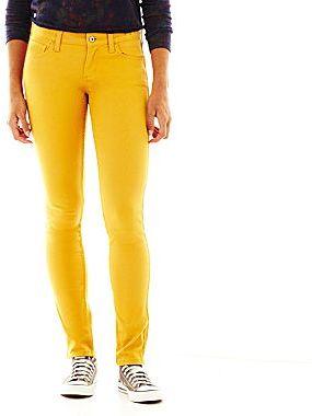 Arizona Super Skinny Colored Jeans