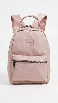 Herschel Flight Satin Nova Mini Backpack