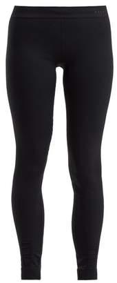 Falke Seamless Performance Leggings - Womens - Black