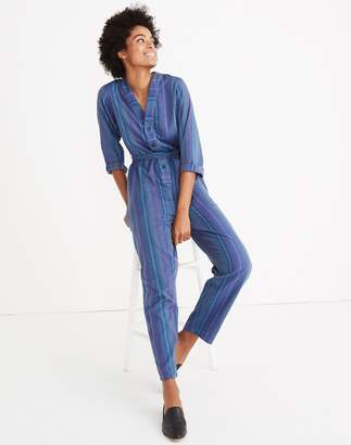 Madewell Ace&Jig Striped Stella Jumpsuit