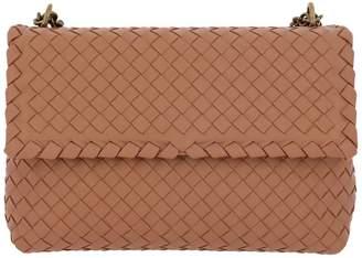 1df5afe0c578 Bottega Veneta Crossbody Bags Crossbody Bag Olimpia Small With Sliding  Chain Shoulder Strap And Woven Pattern