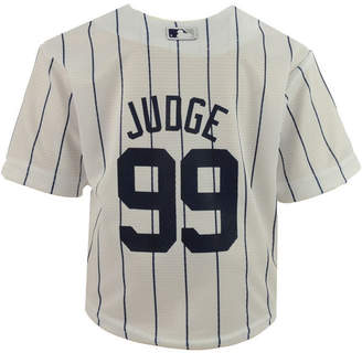 New York Yankees Outerstuff Aaron Judge Player Replica Cool Base Jersey, Infants (12-24 Months)