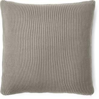 Ralph Lauren Flora Rib-Knit Throw Pillow