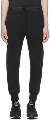 Diesel Black P-Calvert Lounge Pants $180 thestylecure.com