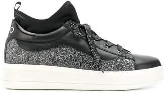 Liu Jo platform glitter sneakers