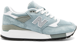 New Balance Made In the USA Sneaker $180 thestylecure.com