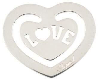 Chopard Sterling Heart Bookmark