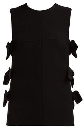 Racil - Georgina Side Bow Tunic Top - Womens - Black