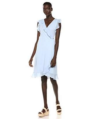 Velvet by Graham & Spencer Women's Fey Cotton slub Mix Dress