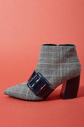 Jeffrey Campbell Final Plaid Boots