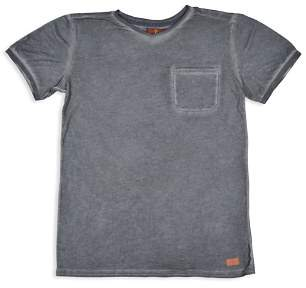 7 For All Mankind Boys' Vintage-Washed Tee - Big Kid