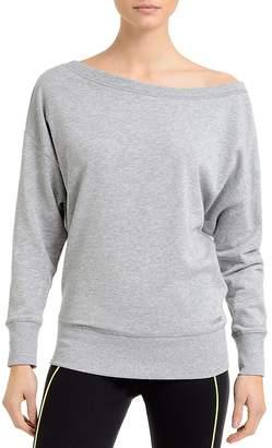 2xist Off-the-Shoulder Sweatshirt