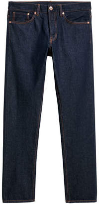 H&M Straight Jeans - Blue