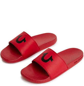 True Religion TR SLIDE SHOE