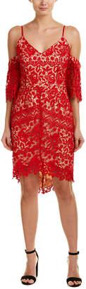 Adelyn Rae Krista Sheath Dress