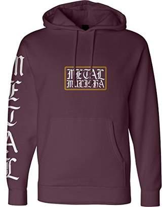 Metal Mulisha Men's Pullover Fleece Hooded Sweatshirt