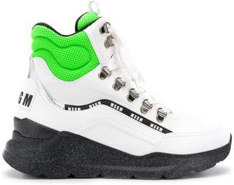 MSGM Tractor sneakers