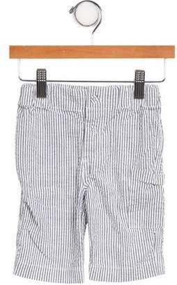 EGG Boys' Seersucker Striped Bottoms