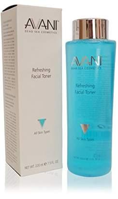 Avani Refreshing Facial Toner All Skin Types 220ml 7.5oz.