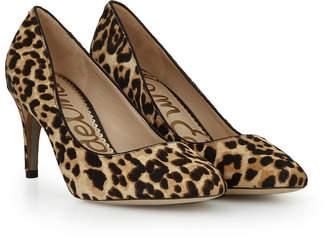 088a6d2dc Round Toe Leopard Pumps - ShopStyle