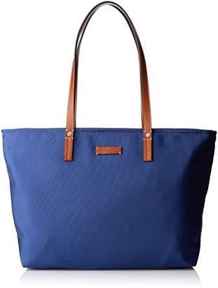 Le Tanneur Women's TSUZ1670 Tote Blue