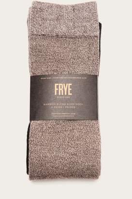 Frye Basic Boot Sock Two-Pack - Womens