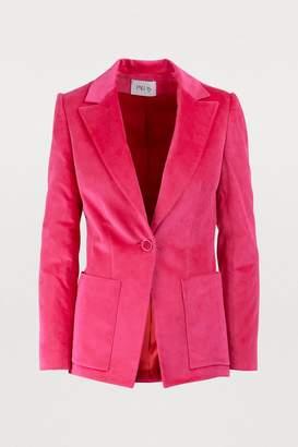 Pallas Velvet jacket