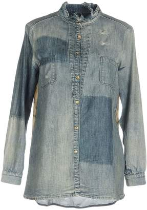 Manila Grace Denim shirts - Item 42648339NM