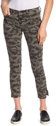Blank NYC BLANKNYC Denim Zipper Utility Skinny Leg Cropped Pants