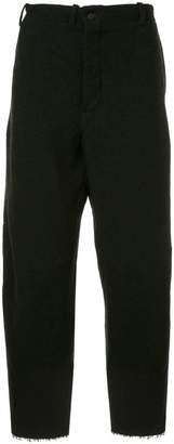 Forme D'expression LGSB cropped swag trousers
