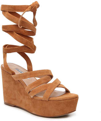 Charles David Parker Wedge Sandal - Women's