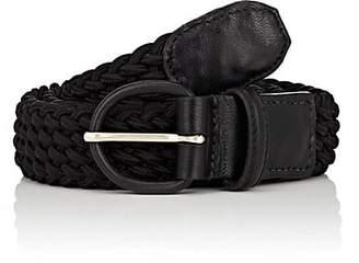 Andre x Beltology Women's Woven Elastic Belt - Black