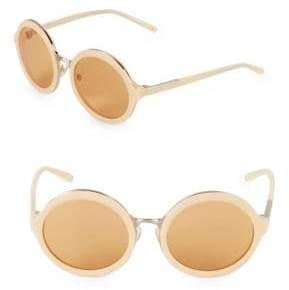3.1 Phillip Lim 54MM Round Sunglasses