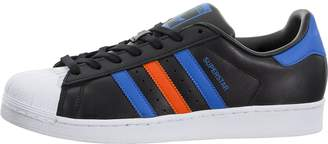 adidas Mens Superstar Synthetic Trainers 8.5 US
