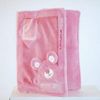 Doudou Et Compagnie Mouse Health Book Cover Pink