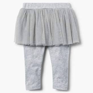 Gymboree Tutu Skirt Leggings