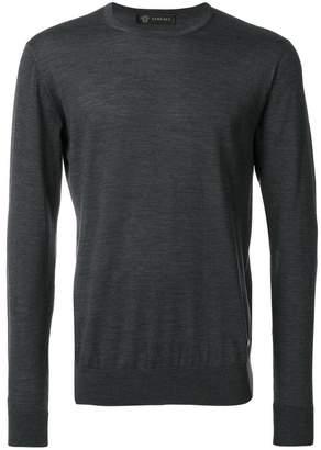 Versace slim-fit jumper