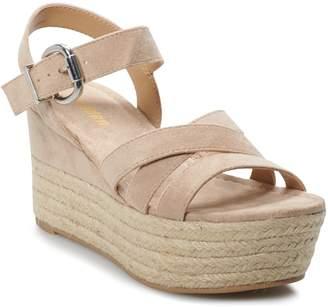 26ab7e47fa5 Steve Madden Nyc NYC Charlette Women s Wedge Sandals