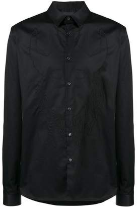 Diesel Black Gold embroidered shirt