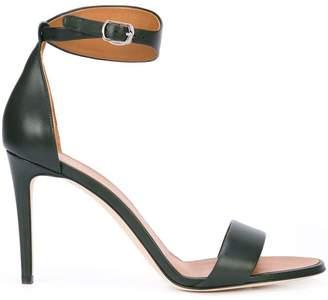 Victoria Beckham ankle strap sandals